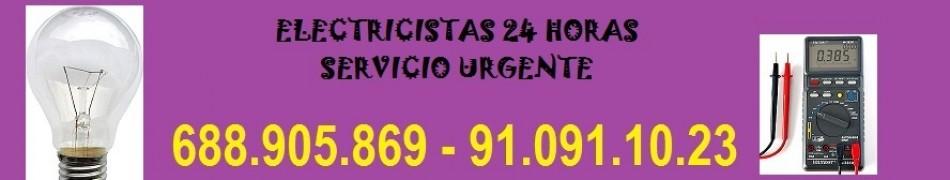 Electricistas Paseo Extremadura